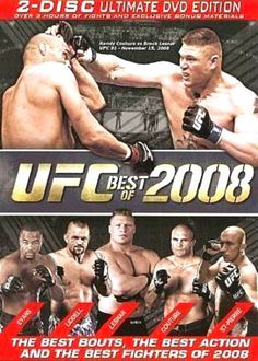 UFC-Best-of-2008-2-DVD-NEW-SEALED-FREE-SHIPPING-TRACKING-CONTINENTAL-US