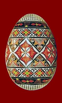 Pysanka Art , Ukraine, from Iryna - maybe next year.