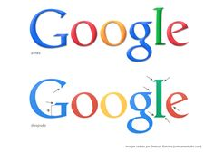 restyling Google