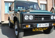 #ARO 244 (1972–2006) Mercedes Gl, Jeep 4x4, Concept Cars, Romania, Offroad, Vintage Cars, Automobile, Wheels, Vehicles