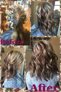 HOT NEW Hair Coloring Technique: Pinwheel Color!