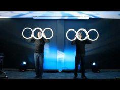 ▶ MultiVisual - Shao & Barney figure eight ring Manipulation - YouTube