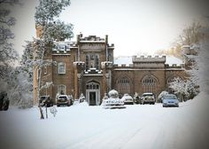 Drumtochty Castle - cant wait to stay there... Even if its just for a weekend.