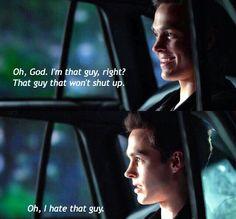 Kai Parker The Vampire Diaries!