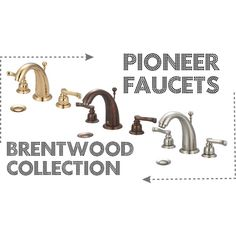 """Pioneer Faucets Brentwood Collection"" by kitchen-design on Polyvore #interiordesign"