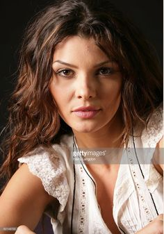 Actress, model and former Miss USA Ali Landry poses for a portrait Session on…