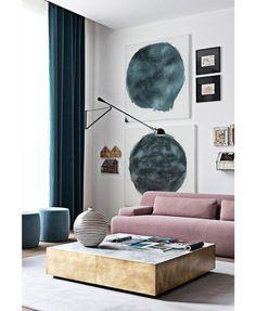 Deze fantastische mooie woningen bewijzen dat het gebruik van pasteltinten in je interieur nog steeds een ding is. FEM FEM laat zien waarom.