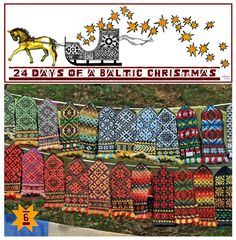 Gift giving with a Baltic theme has never been easier with a wide variety of crafts from Estonia, Latvia and Lithuania available on sites s...