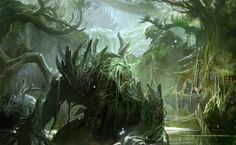 Guild Wars 2, Concept Art - 12