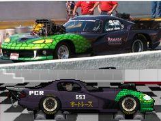8 meilleures images du tableau voiture de course sur pixel car racing le jeu mobile. Black Bedroom Furniture Sets. Home Design Ideas