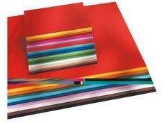 Papier en karton in alle kleuren vind je bij jouw #kantoorvakhandel #DKVH