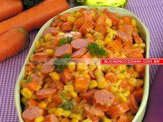 Receita de Salada de maionese sem ovos