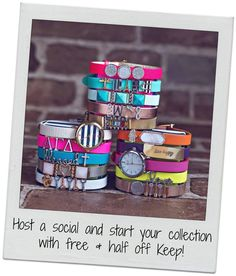 Are you IN LOVE with KEEP Collective like I am?! Would love to help you start your collection or add to it, let's book a social (in home OR online!) - contact me today!! www.keep-collective.com/with/jamiedeardorff