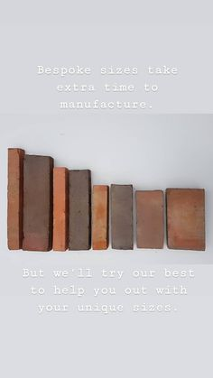 Bricks, Bespoke, Eyeshadow, Clay, Beauty, Taylormade, Clays, Eye Shadow, Brick