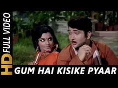 Gum Hai Kisi Ke Pyar Mein | Lata Mangeshkar, Kishore Kumar | Raampur Ka Lakshman Songs 1973 | Rekha - YouTube