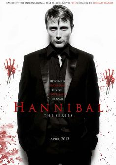 #Hannibal TV Series.   What is it about serial killers?   hannibal