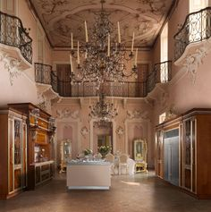 Luxury Italian Handmade Kitchen. Every Detail Is Meticulously Handled As An  Exclusive Piece Of Art