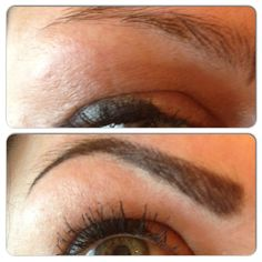 Semi permanent makeup by donna