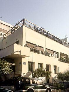 Bauhaus, Athens Greece, Greek, Culture, Urban, Architecture, House Styles, City, Home