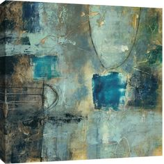 Gallery Direct Fine Art Prints: Tangent Point Ii by Jane Bellows $106