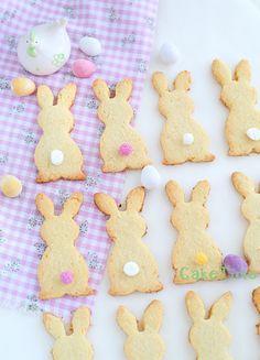 Easter Bunny Cookies Recipe