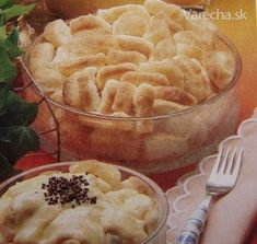 Dukátové buchtičky - recept | Varecha.sk