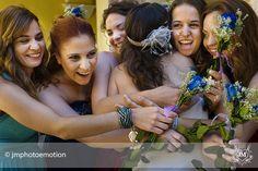 las emociones son lo mejor de las bodas...