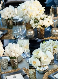 Unforgettable Wedding Reception Ideas - MODwedding www.MadamPaloozaEmporium.com www.facebook.com/MadamPalooza