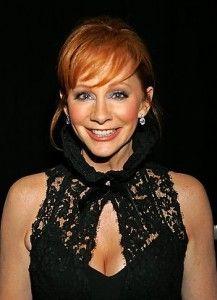 Redhead celeb: Reba