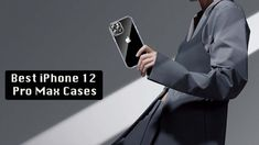 Looking for the best iPhone 12 Pro max cases? Here is a list of top-rated iPhone 12 Pro Max leather, wallet, clear, kickstand cases with wireless charging compatibility.