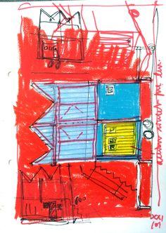 Antonio Scarponi, Campo Libero, 2016. Tabula Rasa, Illustration, Fun, Illustrations, Clean Slate, Hilarious