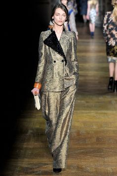 Dries Van Noten Fall 2011 Ready-to-Wear