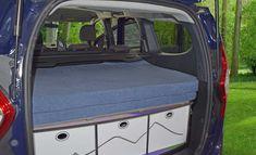 equipamiento camper vehiculo dacia Lodgy