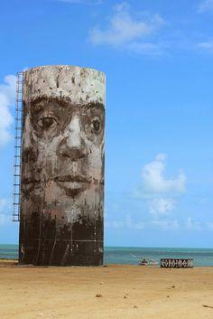 #borondo #streetart #brazil