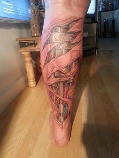 Biomechanic Tattoo Tattoos | tattoos picture biomechanical tattoos