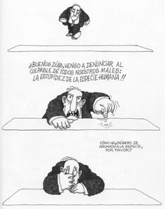 Estupidez by Quino