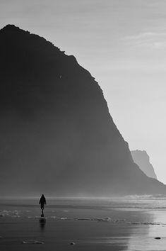 Beach Walk by Brian Pemberton