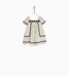 STRIPED DRESS-NEW IN-BABY GIRL | 3 months - 4 years-KIDS | ZARA United States