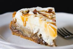 Caramel Apple Cheesecake Pie. This had so many of my favorite things in one dessert. It was great!