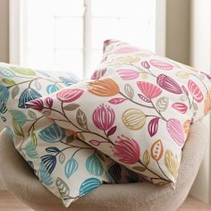 Jaime Percale Floral Sheets & Bedding Set | The Company Store