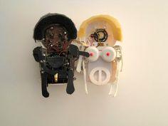 Robots Jaakko Tornberg Artist ( facebook)