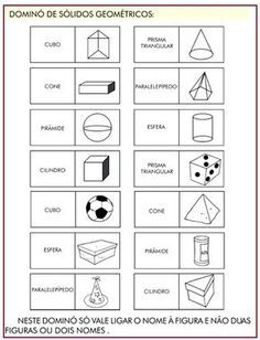 Dominó – sólidos geométricos | Rérida Maria Dinosaur Songs For Kids, Kids Songs, Visual Perceptual Activities, Board Game Template, Thanksgiving Writing, Math About Me, Emotional Regulation, Student Teaching, Technical Drawing