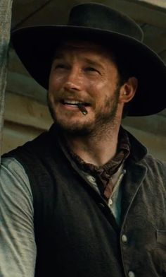 Chris Pratt #Mag7 #Faraday