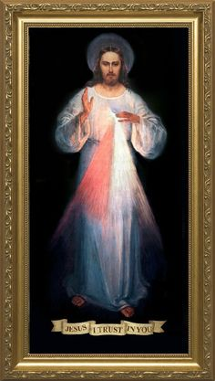 The image Jesus asked St. Faustina to have venerated to implore his Divine Mercy on souls Divine Mercy Image, Divine Mercy Sunday, Jesus Our Savior, Jesus Is Lord, Mom Prayers, Catholic Prayers, Devine Mercy, God Is For Me, Religious Images