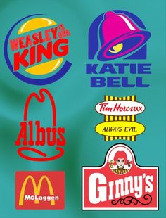 harry potter fast food chains, funny signs