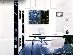 Sehen Sie sich mein #Innendesign 'DESIGNER BÜRO C Designer, Conference Room, Table, Furniture, Home Decor, Meeting Rooms, Interior Design, Home Interior Design, Desk