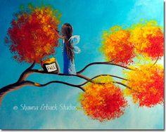 FALL FAIRY  - Shawna Erback
