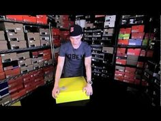 Skee Locker: The Nike Air Mag (Unboxing & Review) - Marty McFly (