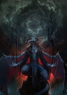 [comm]+Evildoer+by+Wildering.deviantart.com+on+@DeviantArt