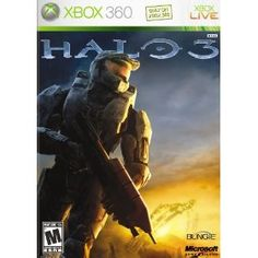 Halo 3 is a great game, looking forward to number 4